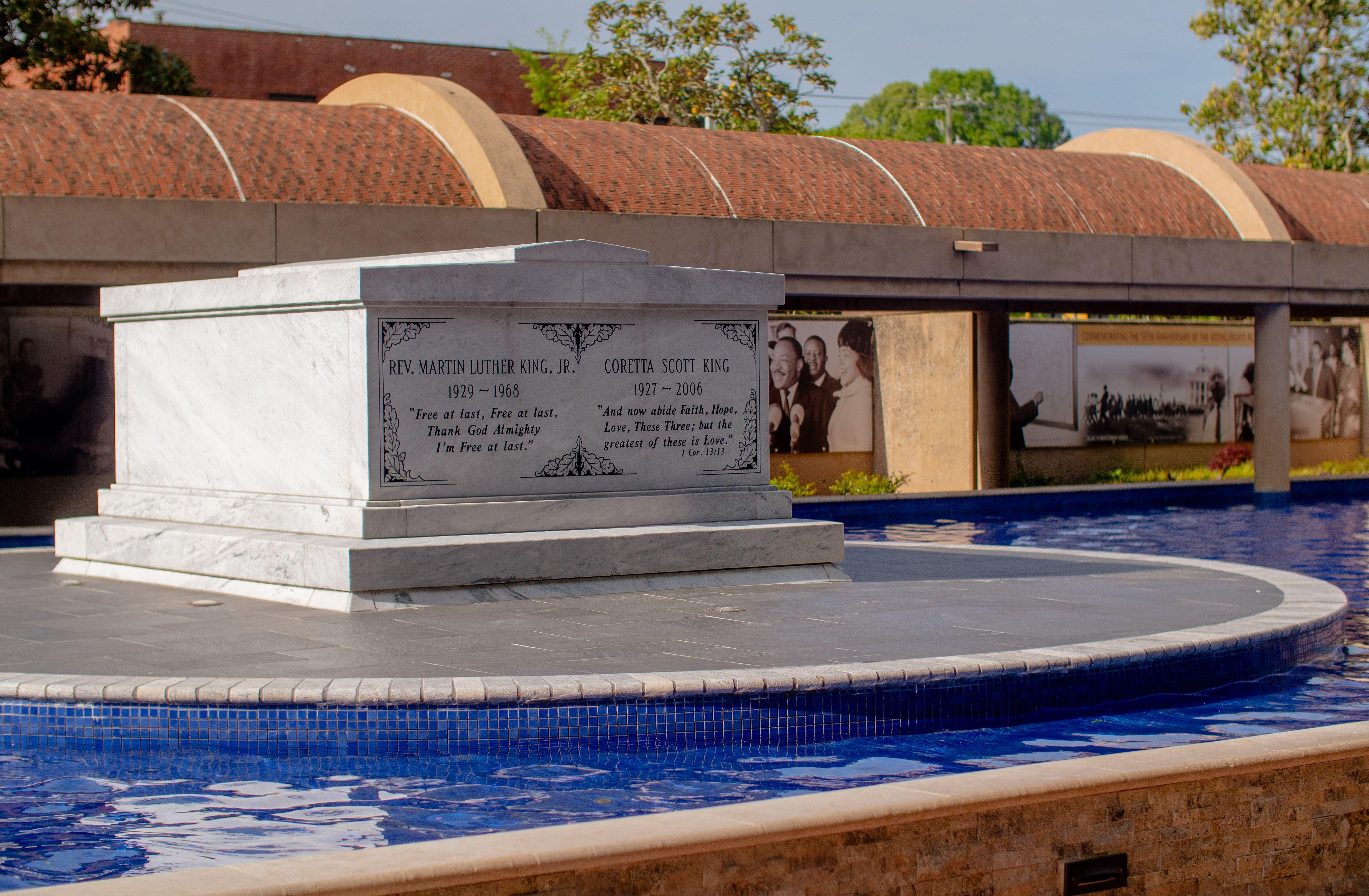 sitio conmemorativo de MLK