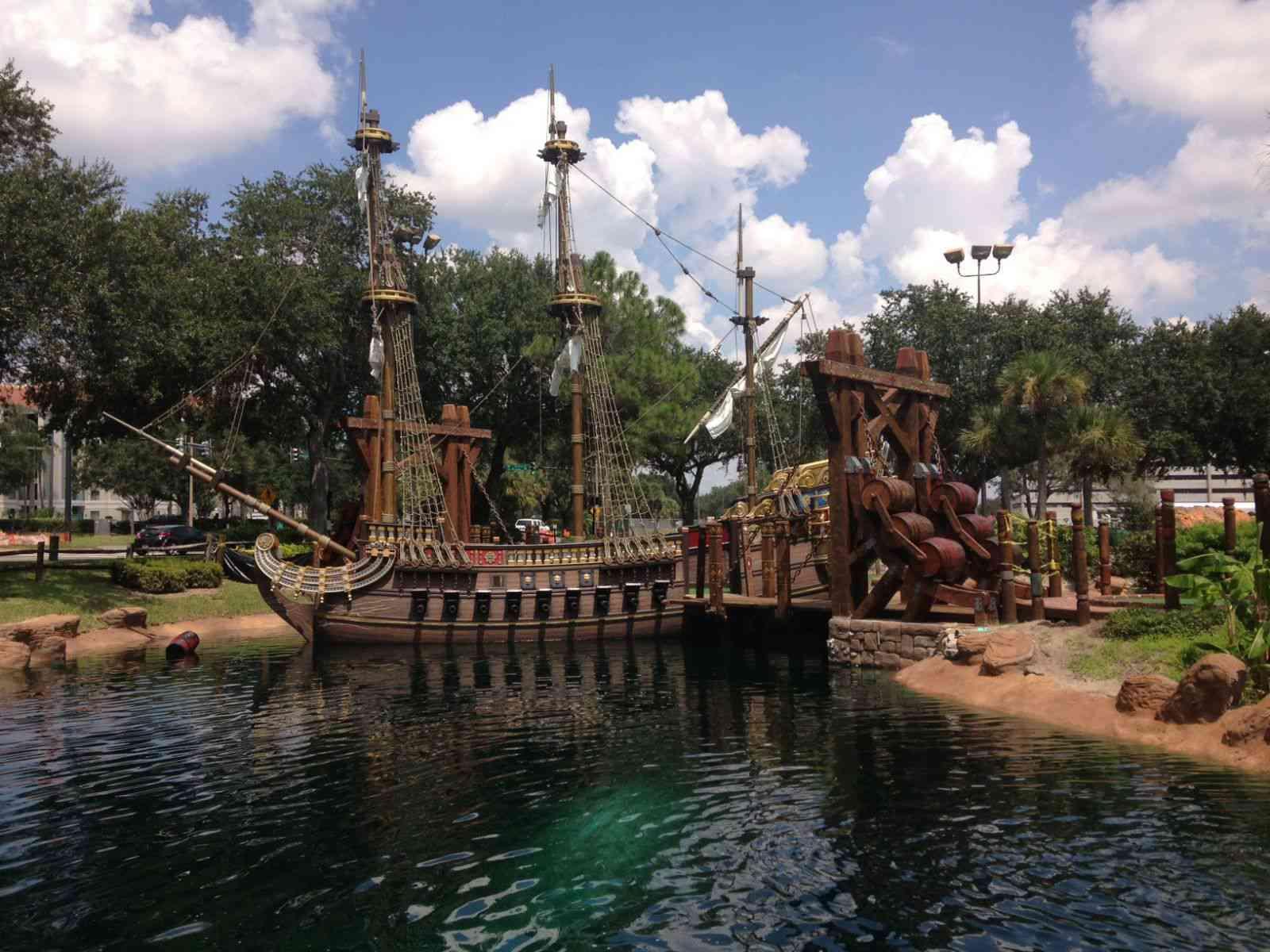Pirate's Cove Adventure Golf Orlanda