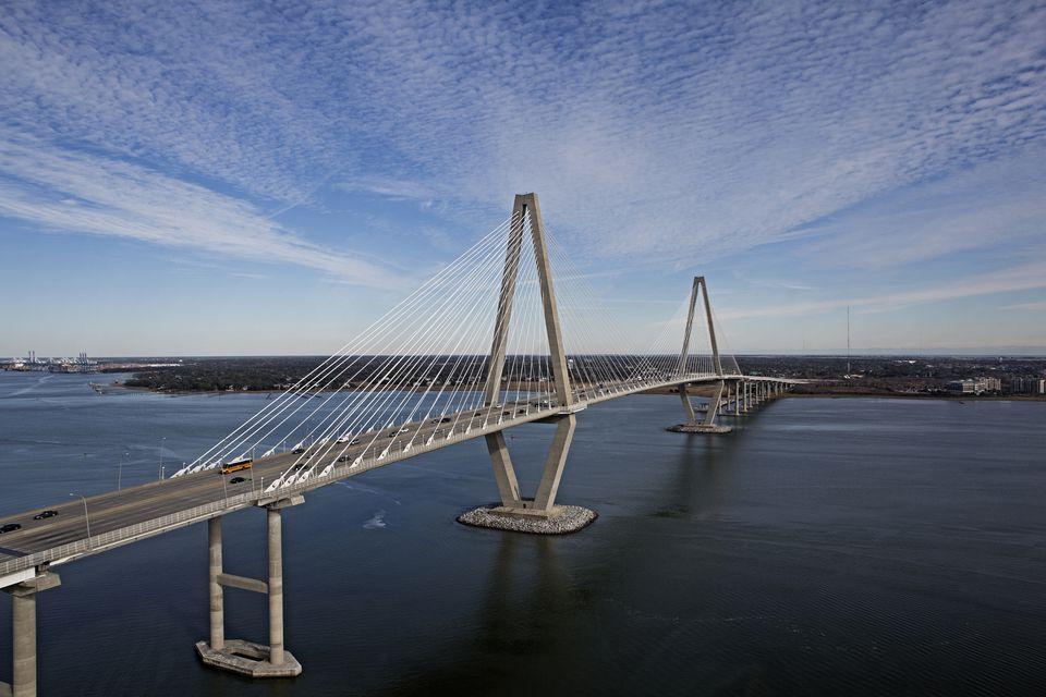 Ravenell Bridge, South Carolina