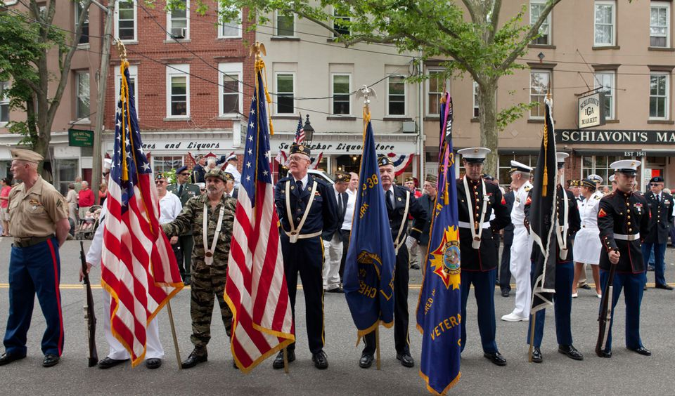 2011 Sag Harbor Memorial Day Parade