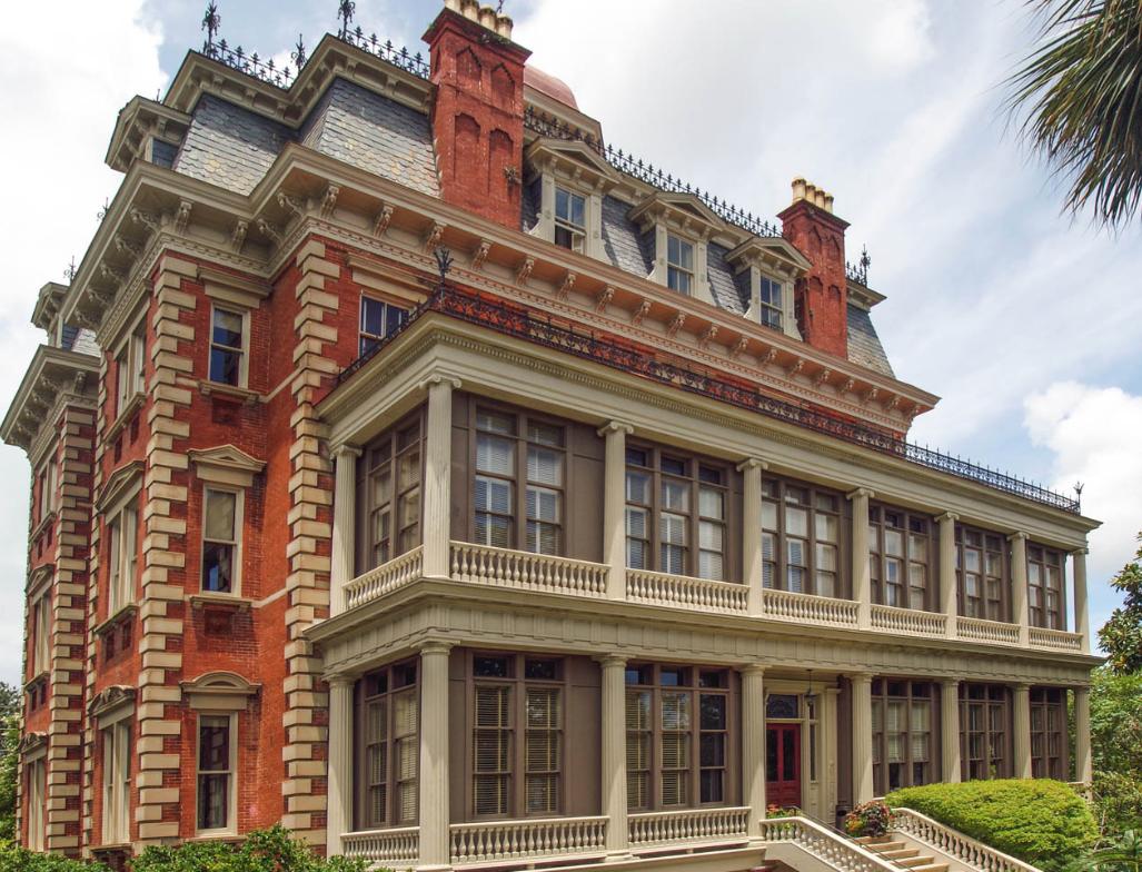Wentworth Mansion, South Carolina