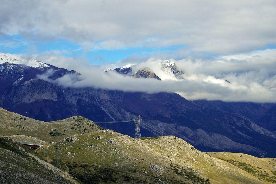 Mount Pollino