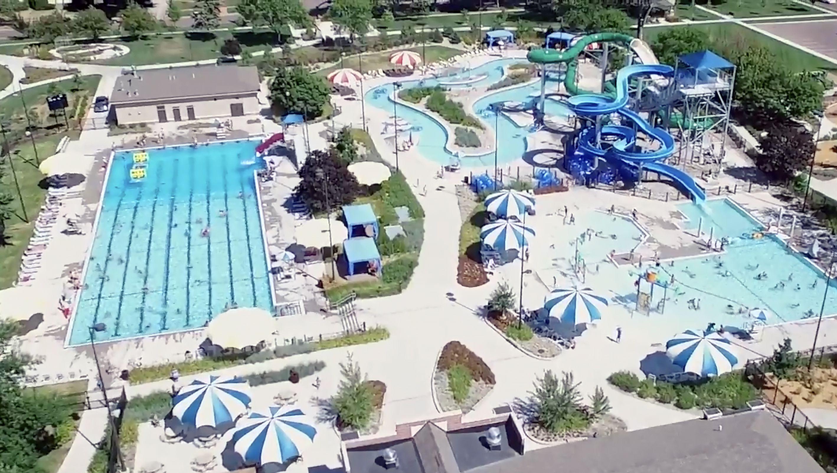 Splash Central Waterpark in Huron