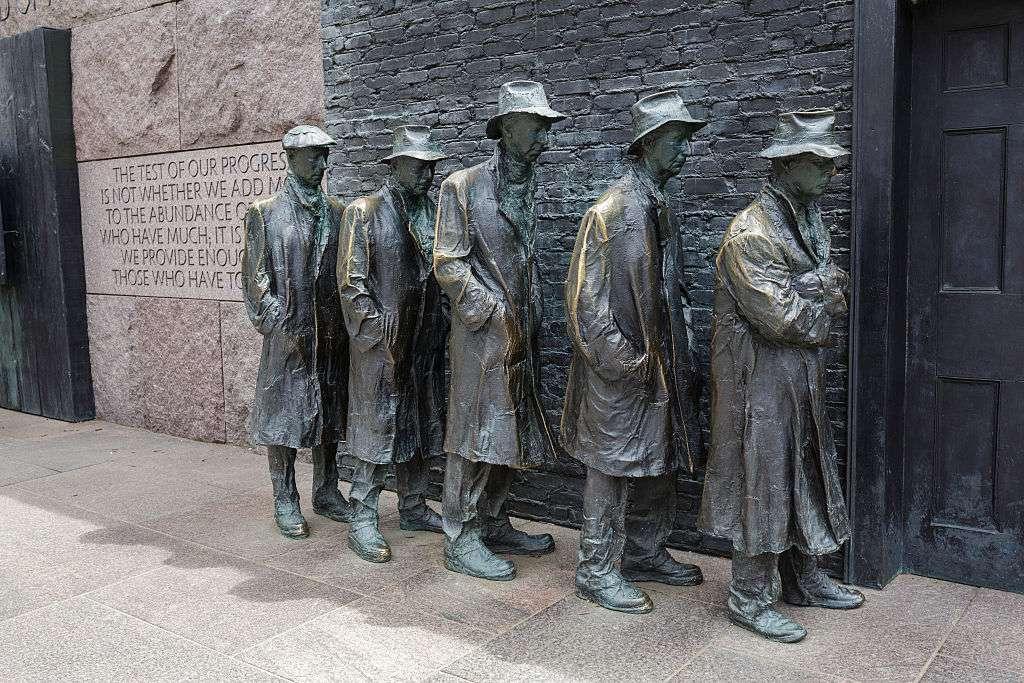 The Franklin Delano Roosevelt in Washington D.C.