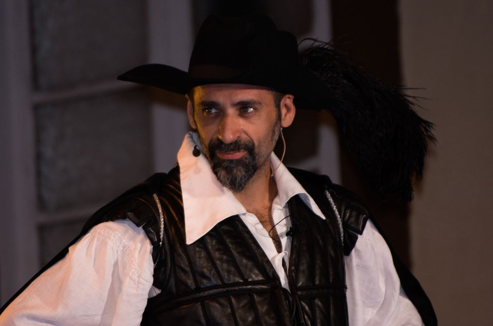 Don Juan Tenorio play on All Saints' Day in Spain