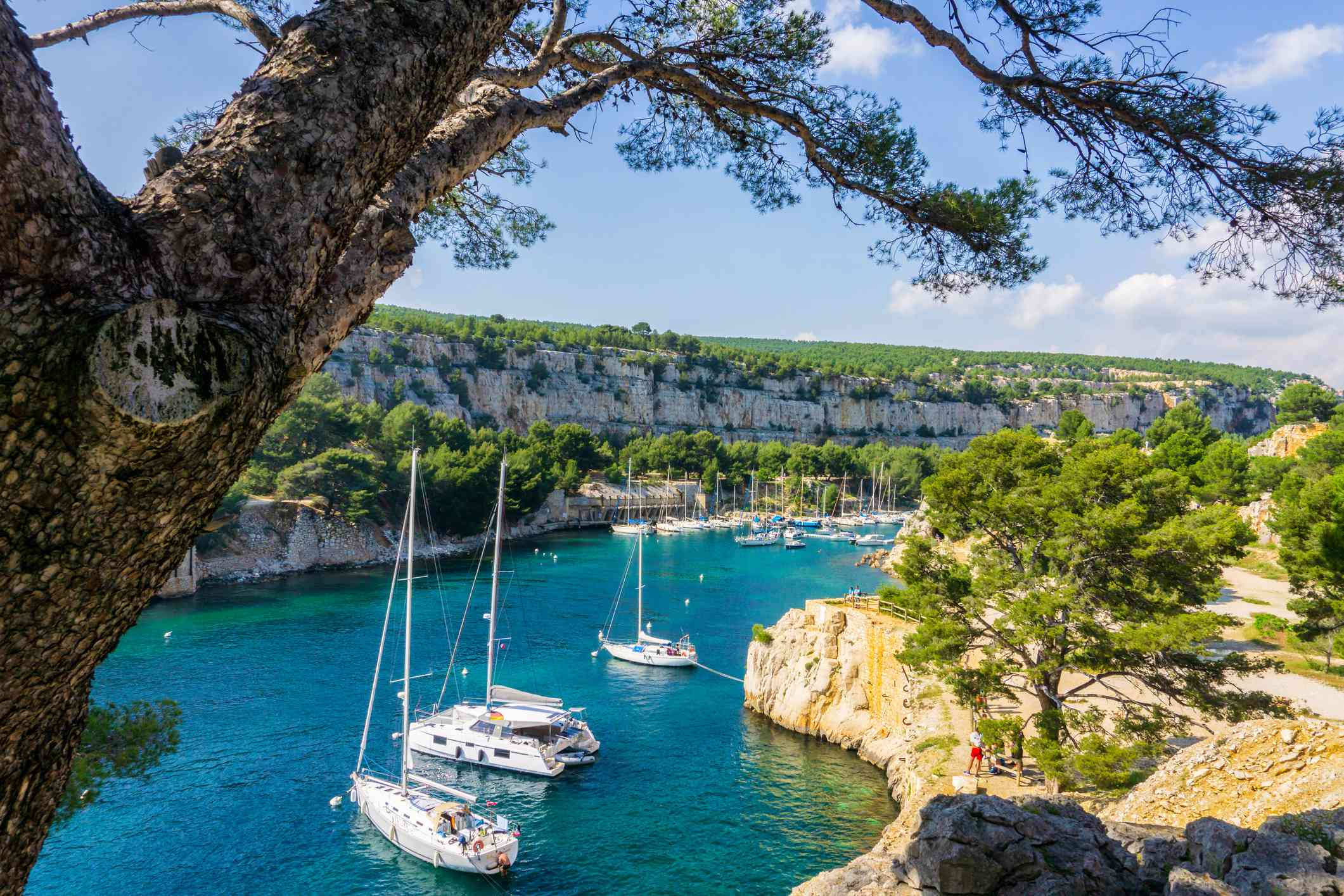 Cassis, France and its