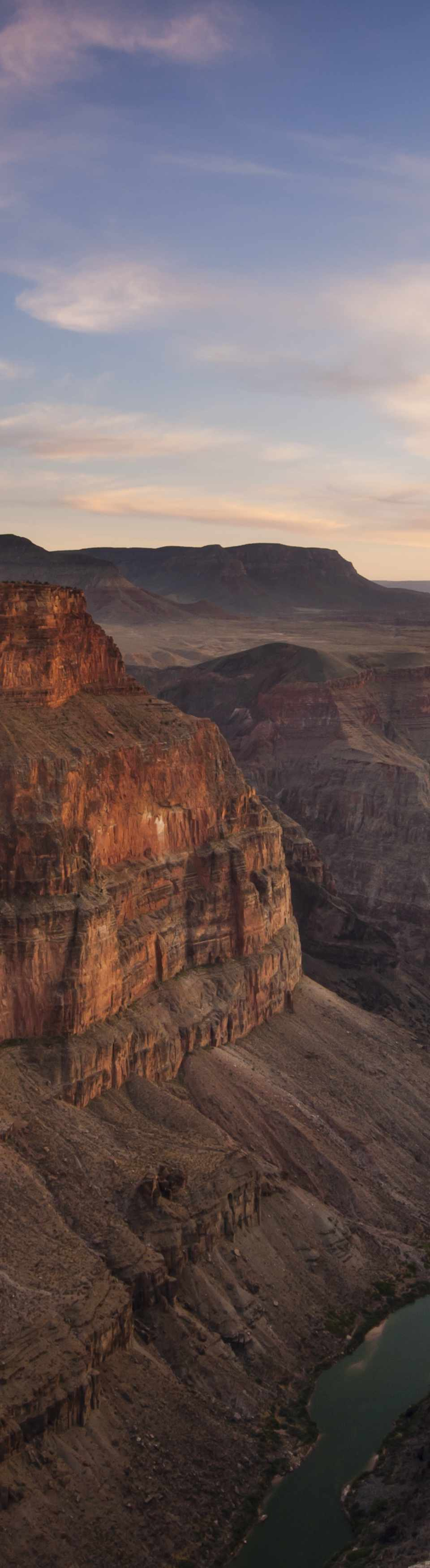 Toroweap Overlook, Grand Canyon, Arizona