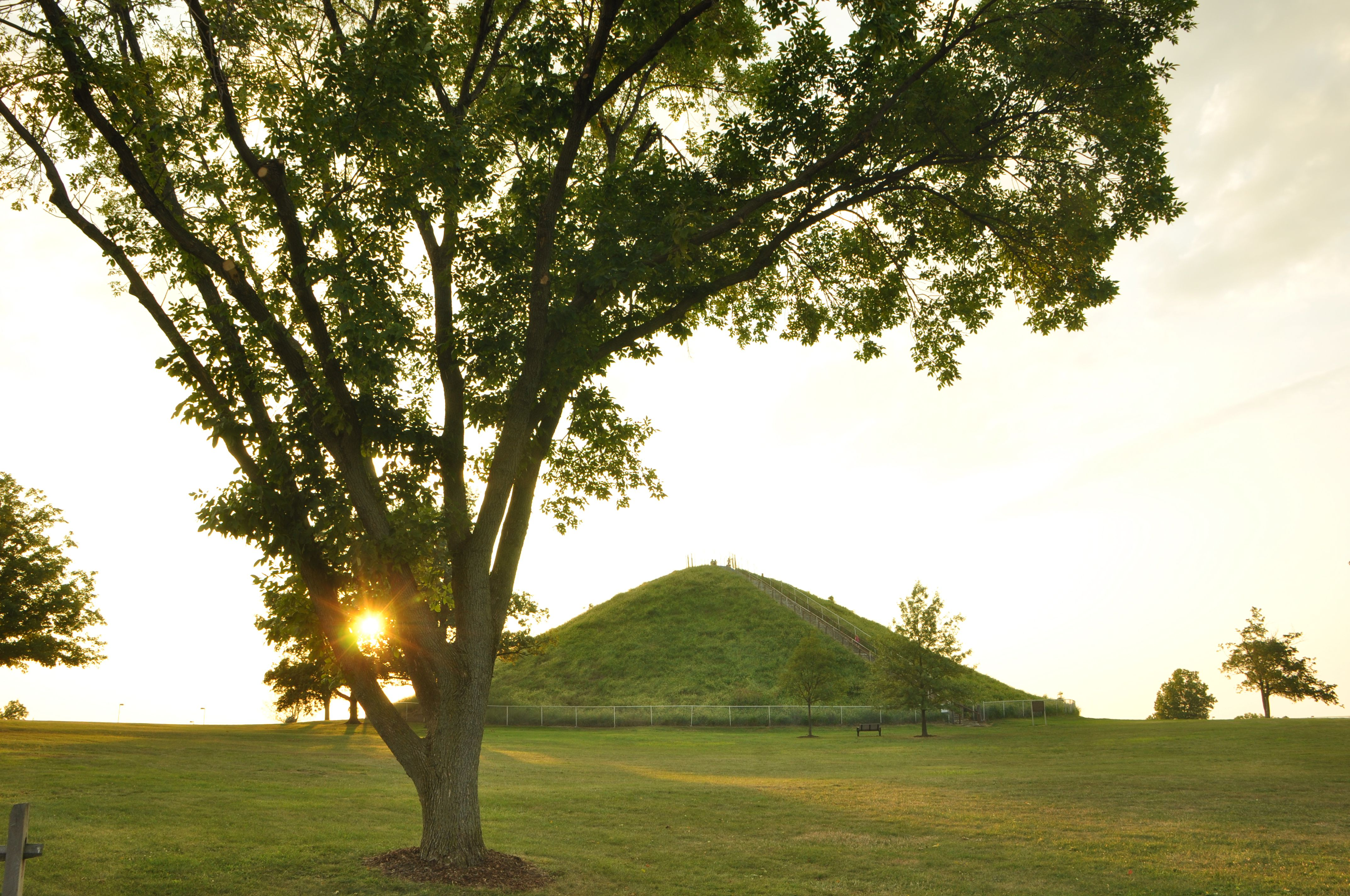 Ohio S Fascinating Indian Mounds