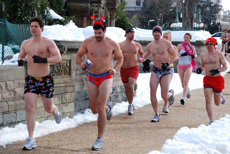 La carrera de Cupido en Washington DC