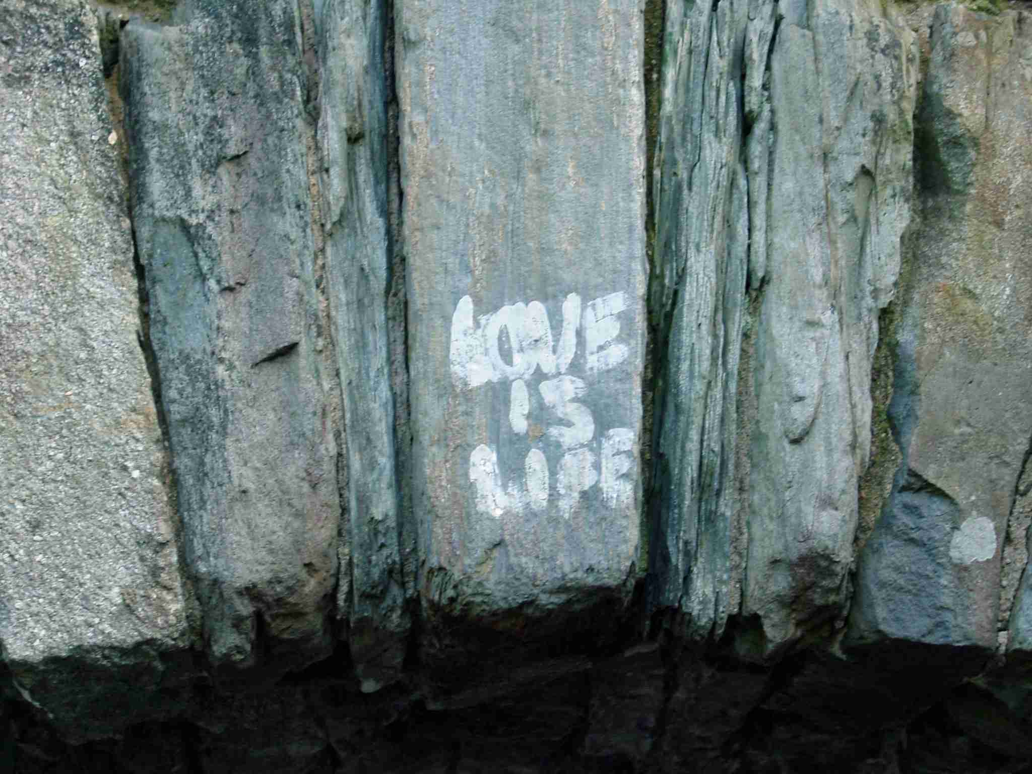 Love is Life - Finding Meaning Along Newport's Cliff Walk