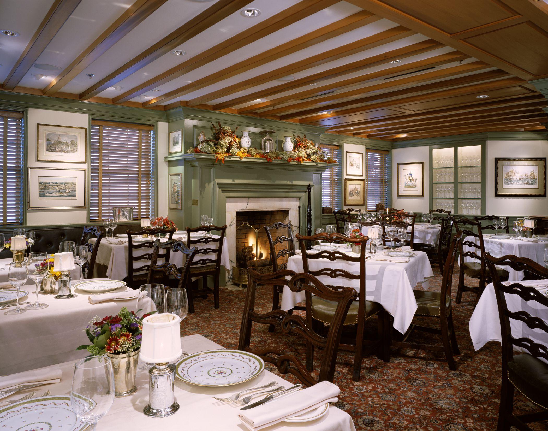 Best Georgetown Restaurants Washington Dc