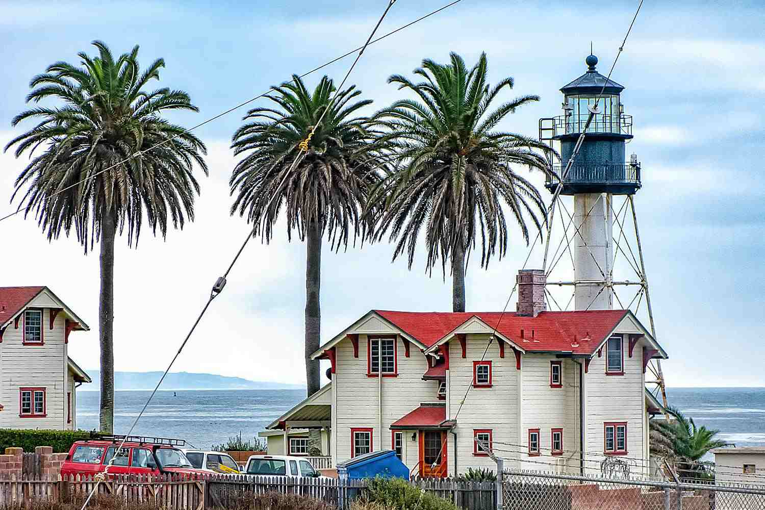 """""""New"""" Point Loma Lighthouse"""