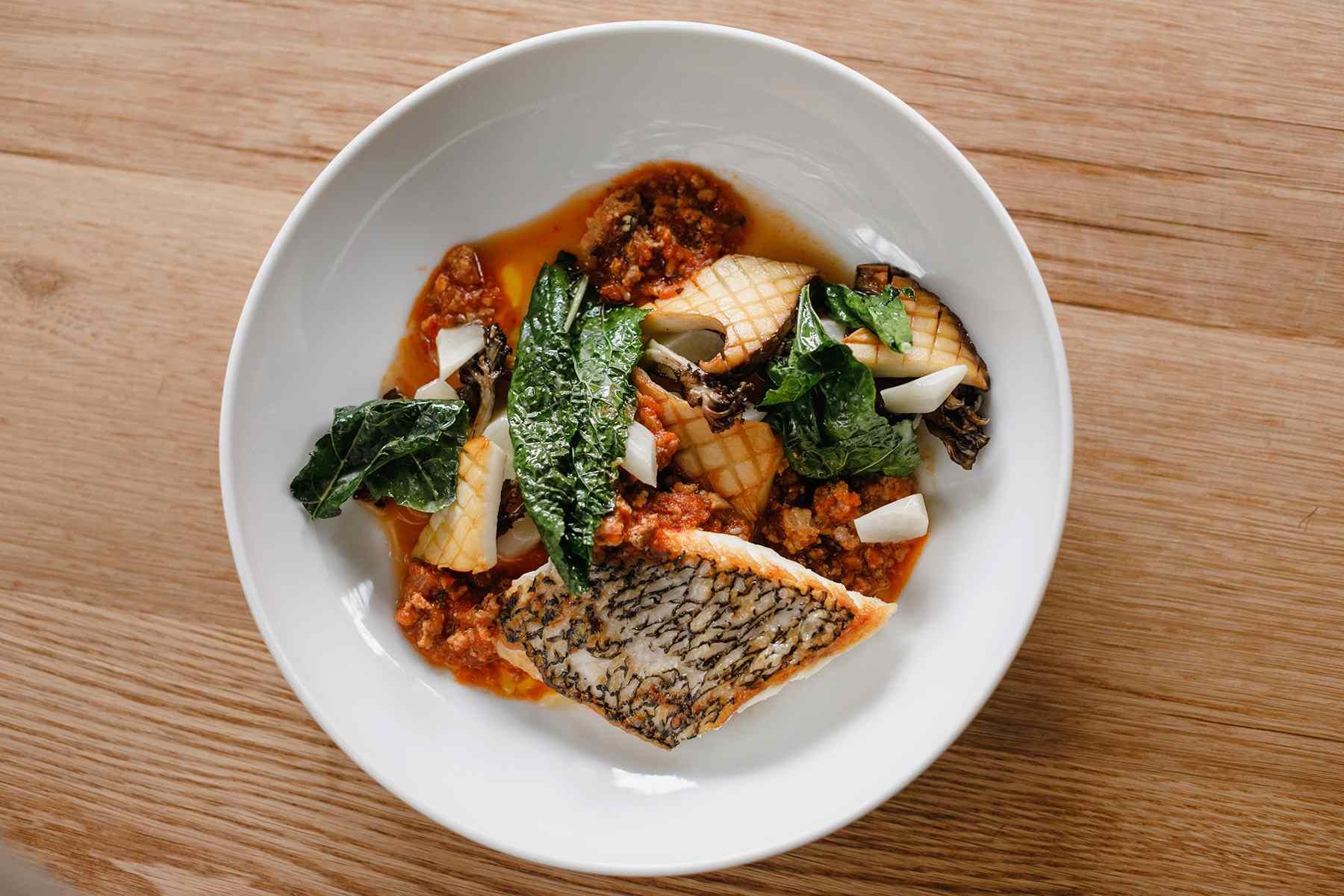 Little Fish Restaurant in Philadelphia