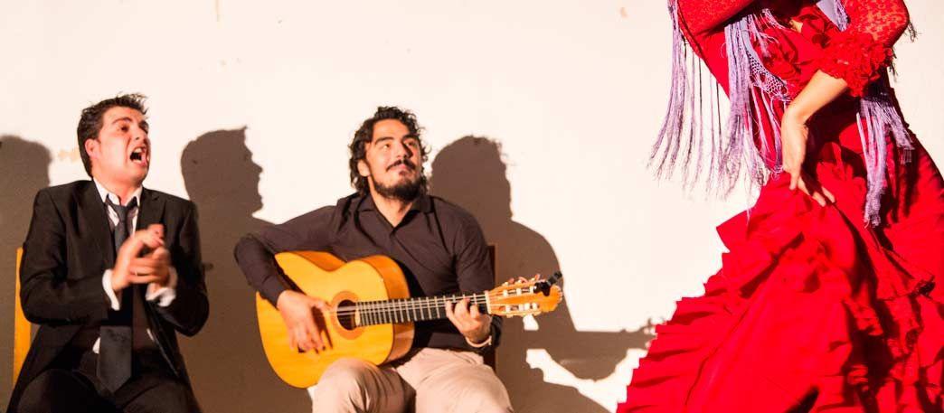 Flamenco at the Seville Guitar Festival