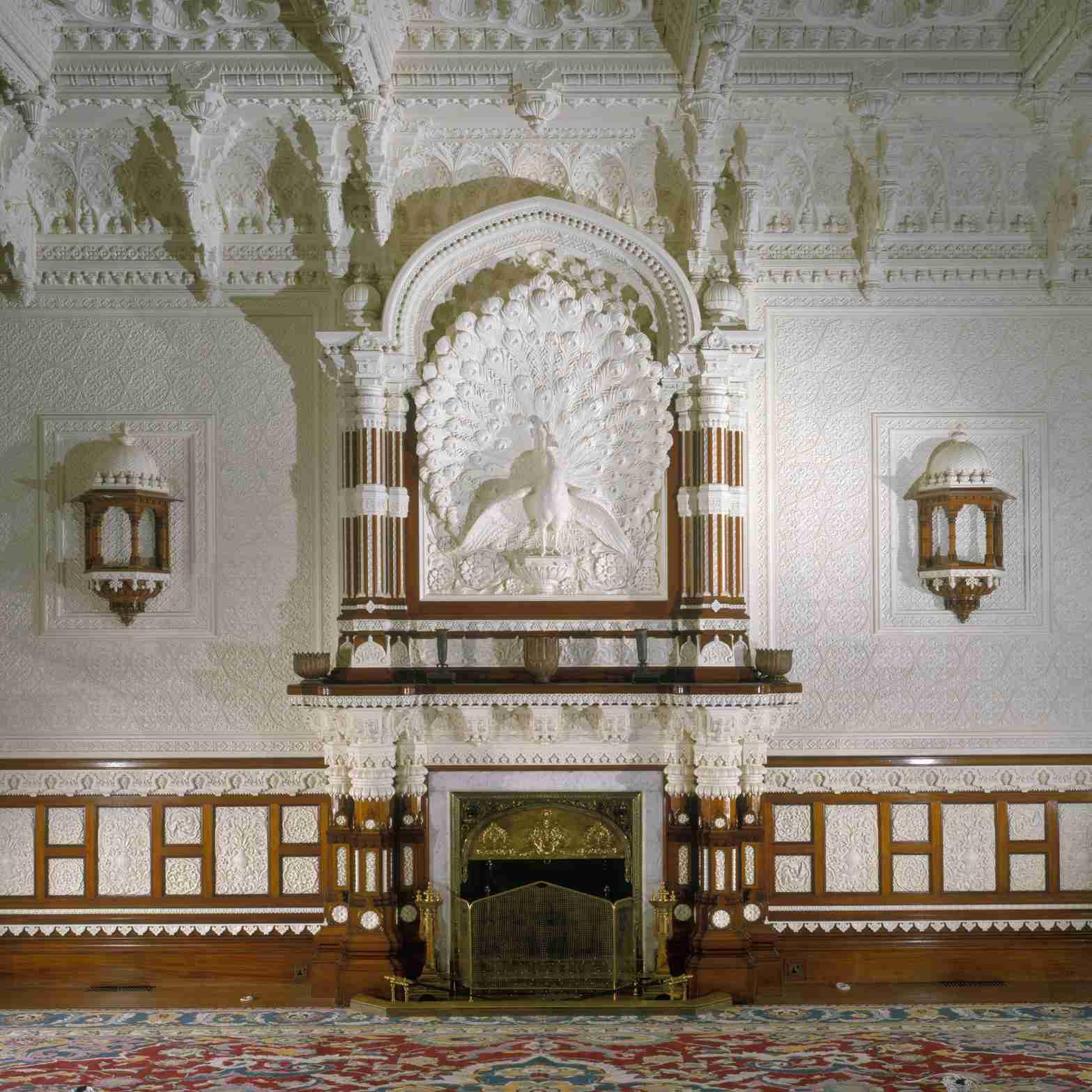 Durbar Room at Osborne House