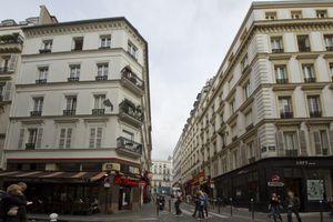 Rue des Martyrs and Rue Yvonne-le-Tac, Paris