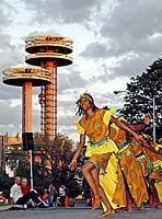Ballet International Africans