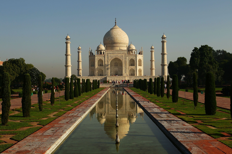 Datos del Taj Mahal