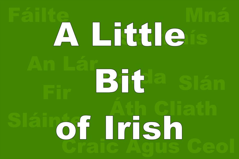 irish-words