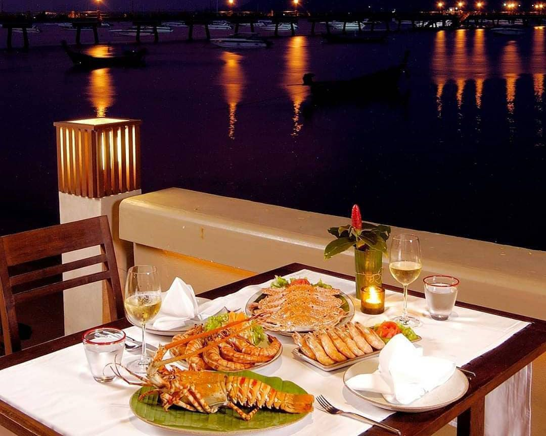 Dinner at Kan Eang @ Pier, Phuket