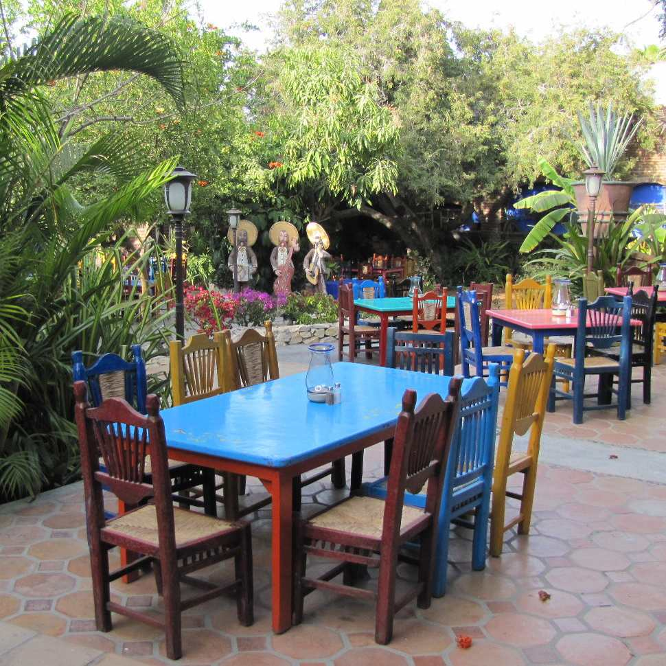 Mi Casa Restaurant in San Jose del Cabo