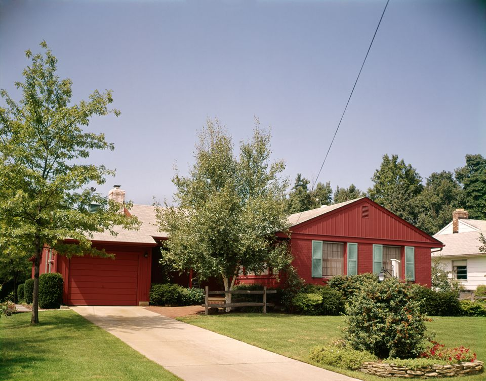 Ranch style home Crestview