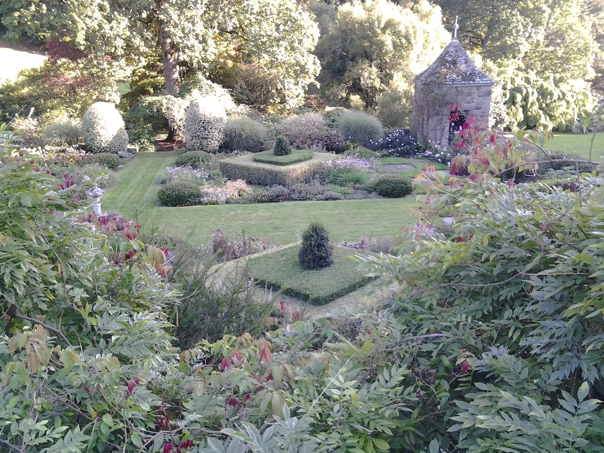 Top Gardens of France