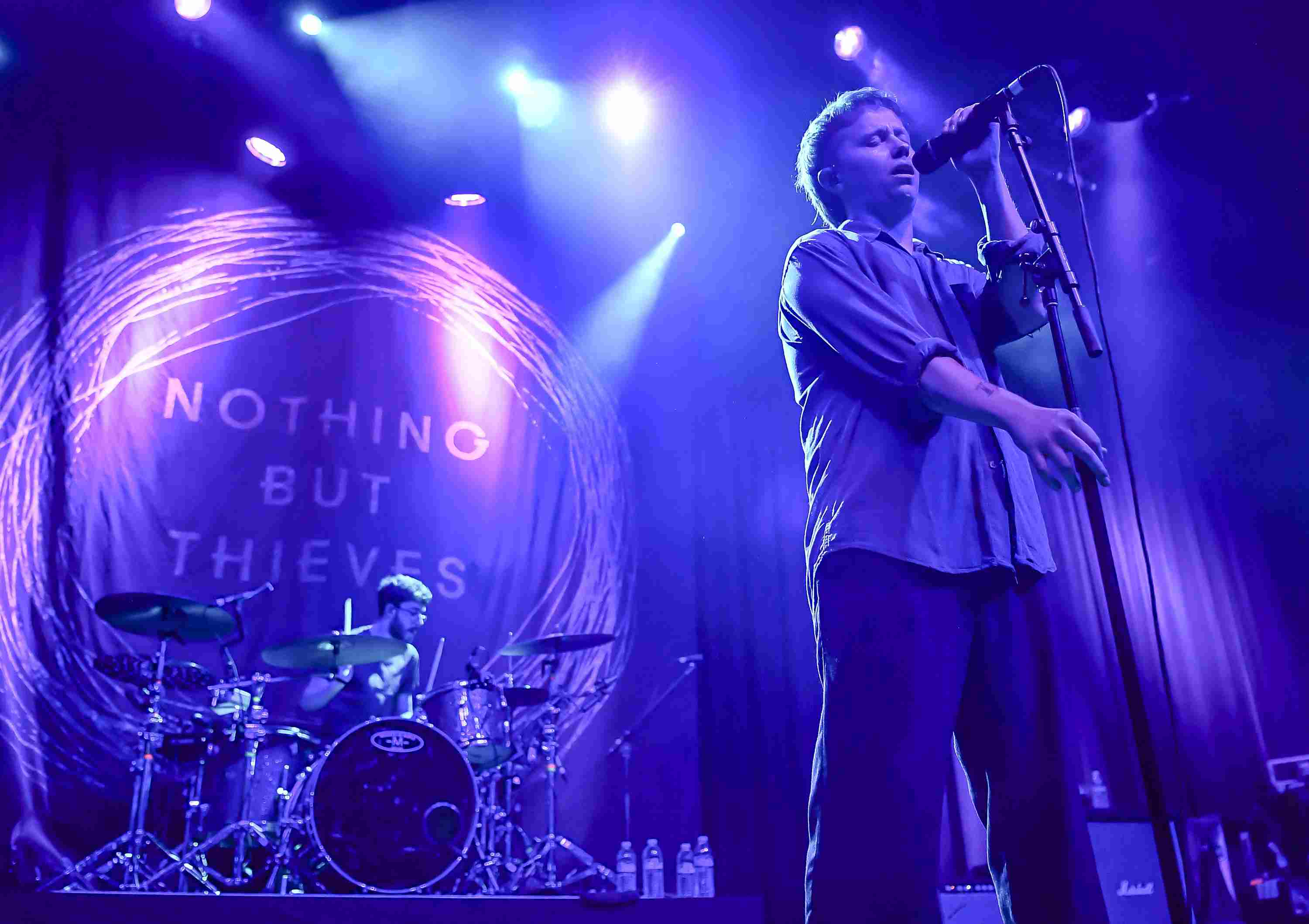 Nothing But Thieves In Concert - San Francisco, CA