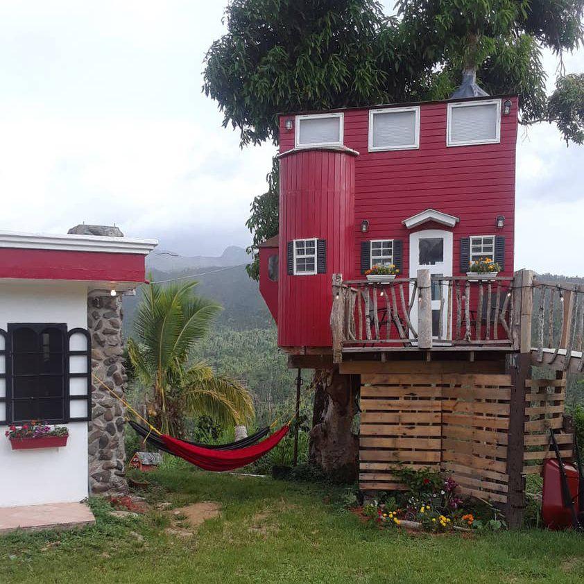 El Yunque View Treehouse