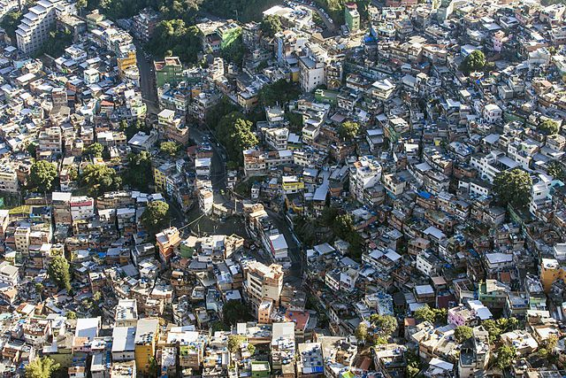 Slum tourism in Brazil