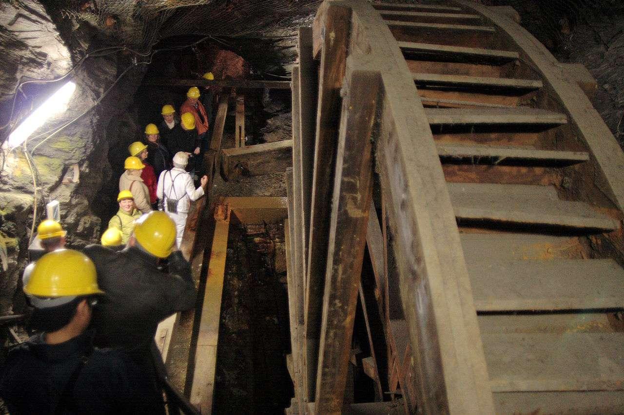 Mines of Rammelsberg, Germany