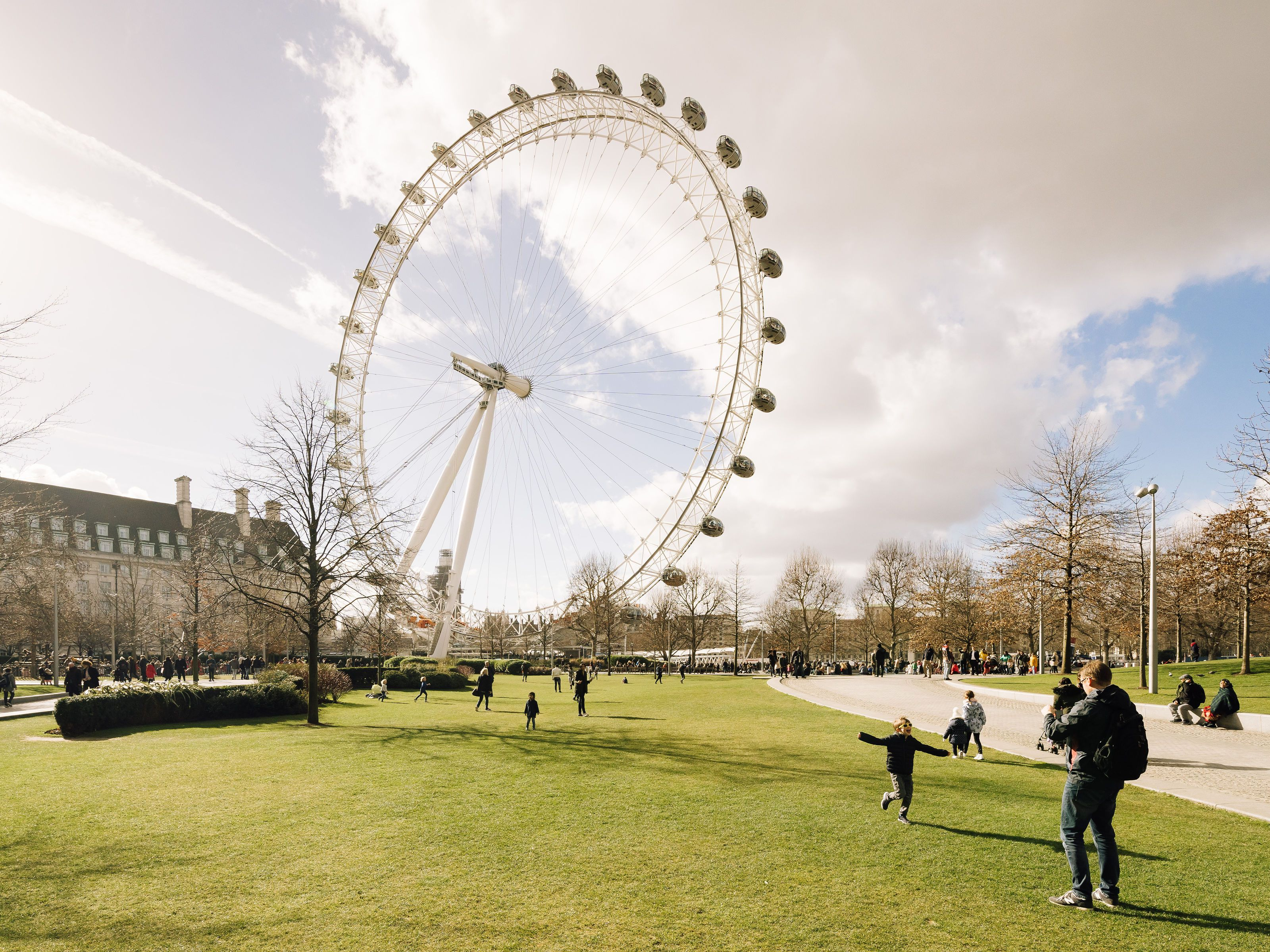 15 Fun Facts About The London Eye Images, Photos, Reviews