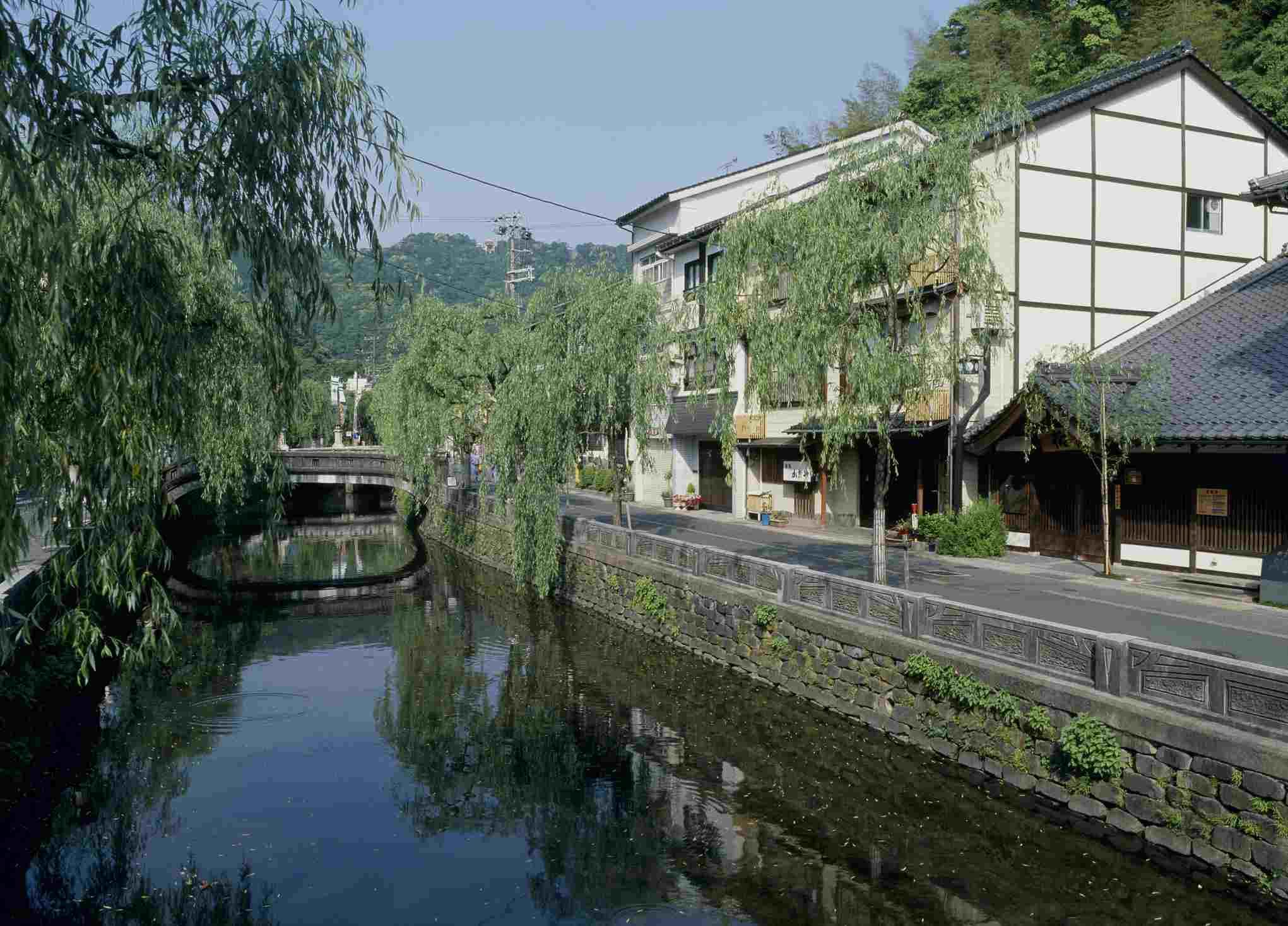 Kinosaki Onsen, Toyooka, Hyogo, Japan