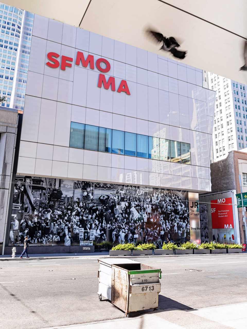 SF MOMA, San Francisco
