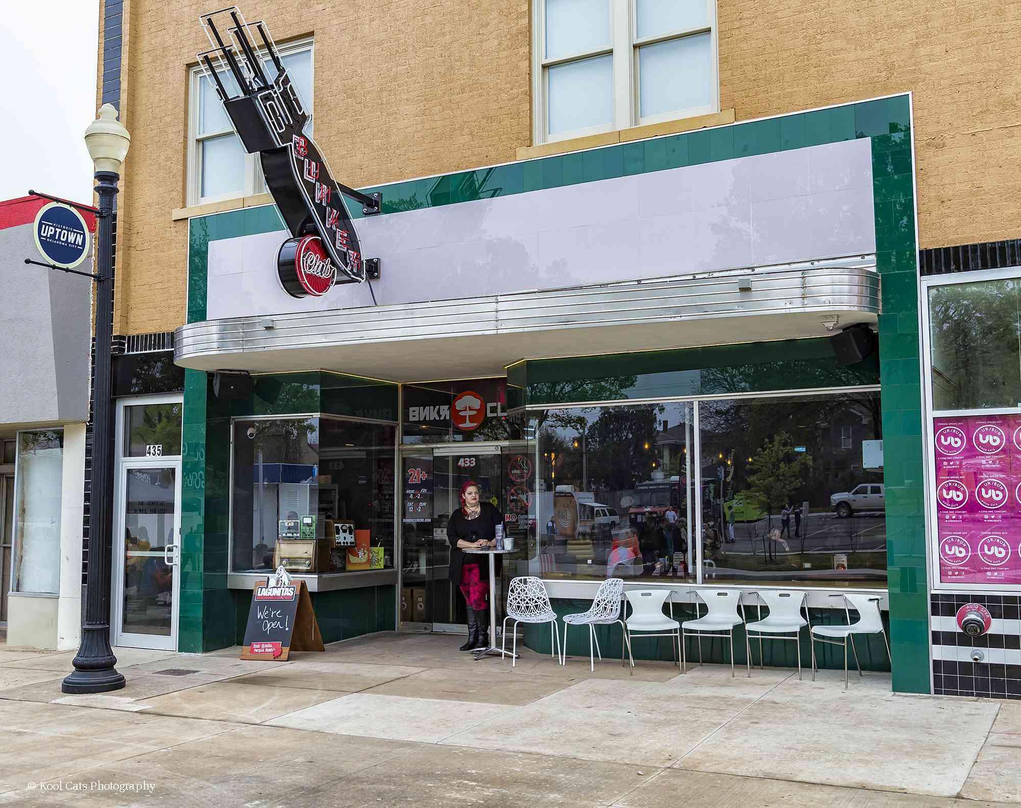 Local restaurant in Uptown 23rd