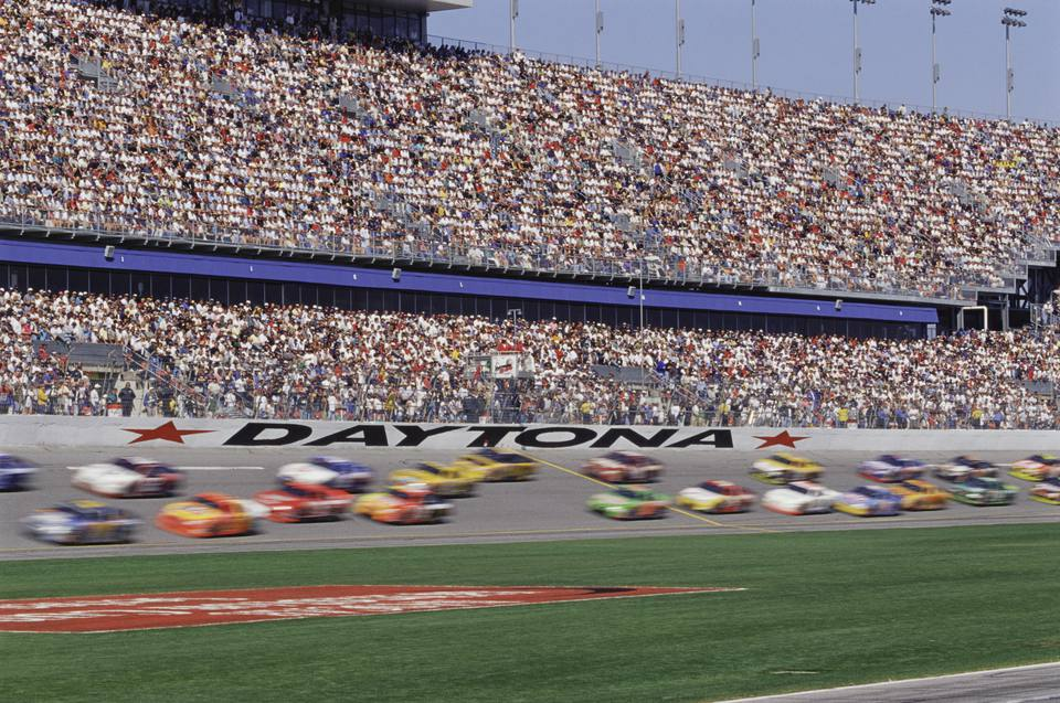 NASCAR's Daytona 500 in Daytona Beach Florida