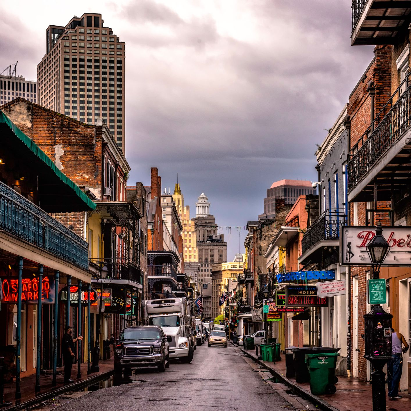 Weather in New Orleans: Climate, Seasons, and Average Monthly Temperature
