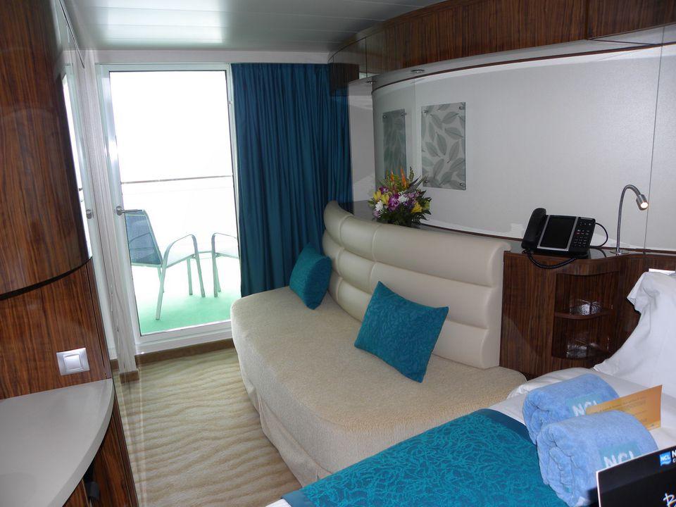 Profile Of The Norwegian Cruise Ship Epic