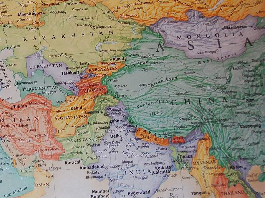 Asia trip planning