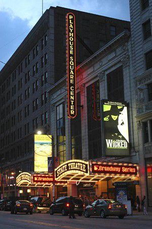 Playhouse Square Cleveland Ohio