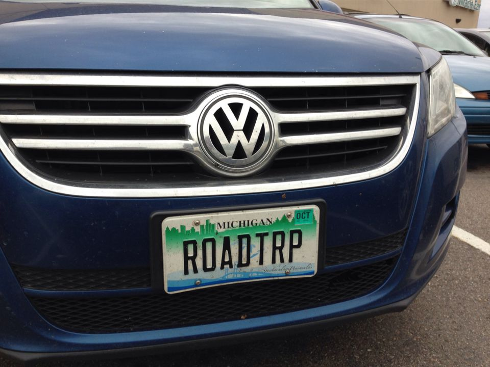 Get Personalized Or Vanity License Plates In Michigan