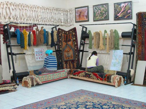 Who Makes Traditional Turkish Rugs