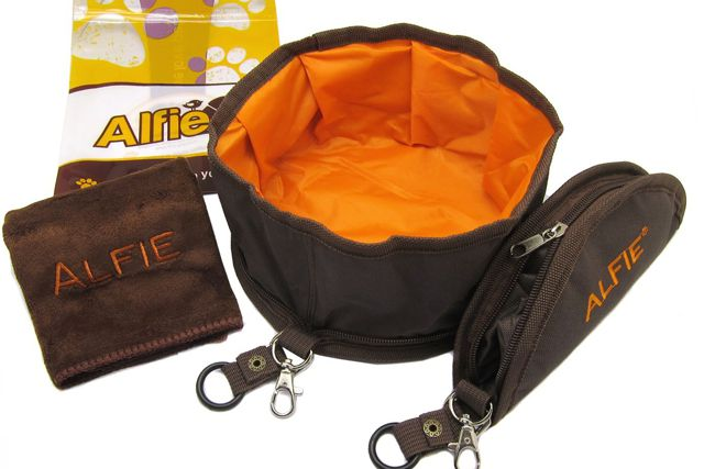 Travel Water Bowl para perros
