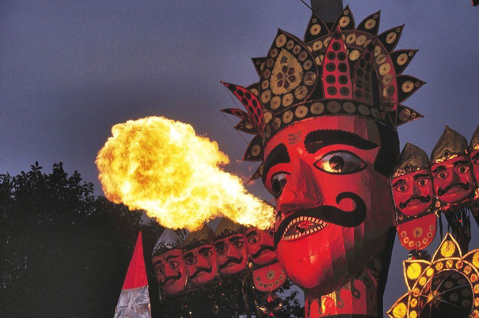 Photo Gallery 19 Captivating Pictures Of Dussehra In India