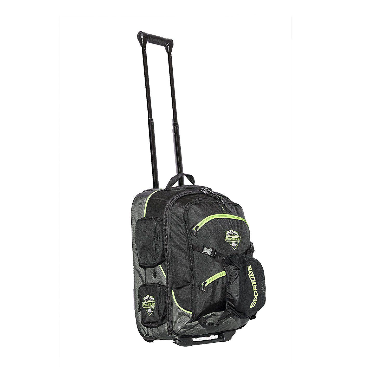 Sportube Cabin Cruiser con ruedas / acolchado para llevar en la bolsa de arranque