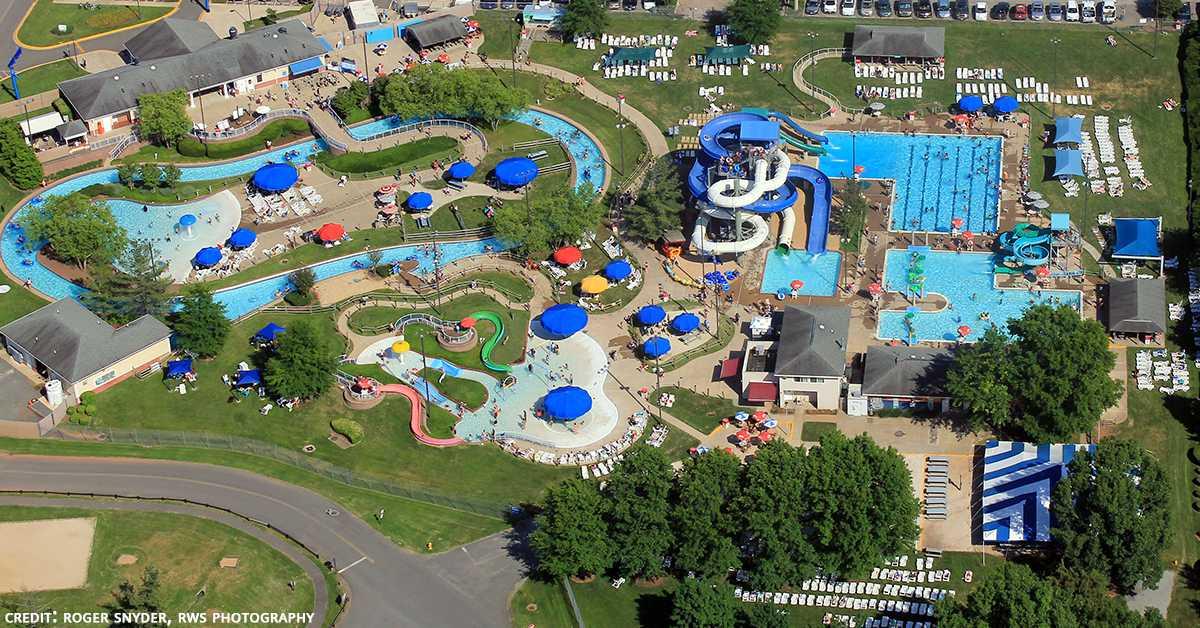 SplashDown water park Virginia