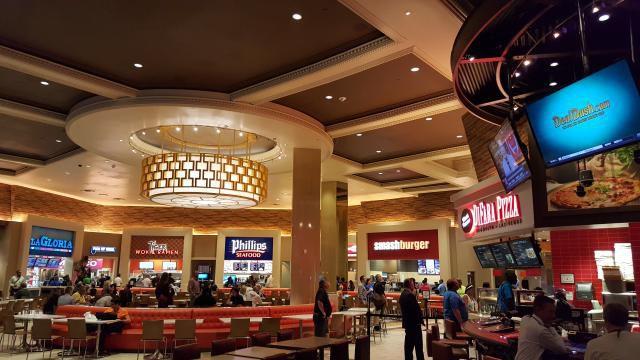 Caesars Palace Food Court