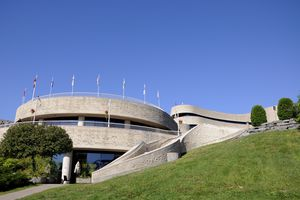 Canadian Museum of History in Gatineau