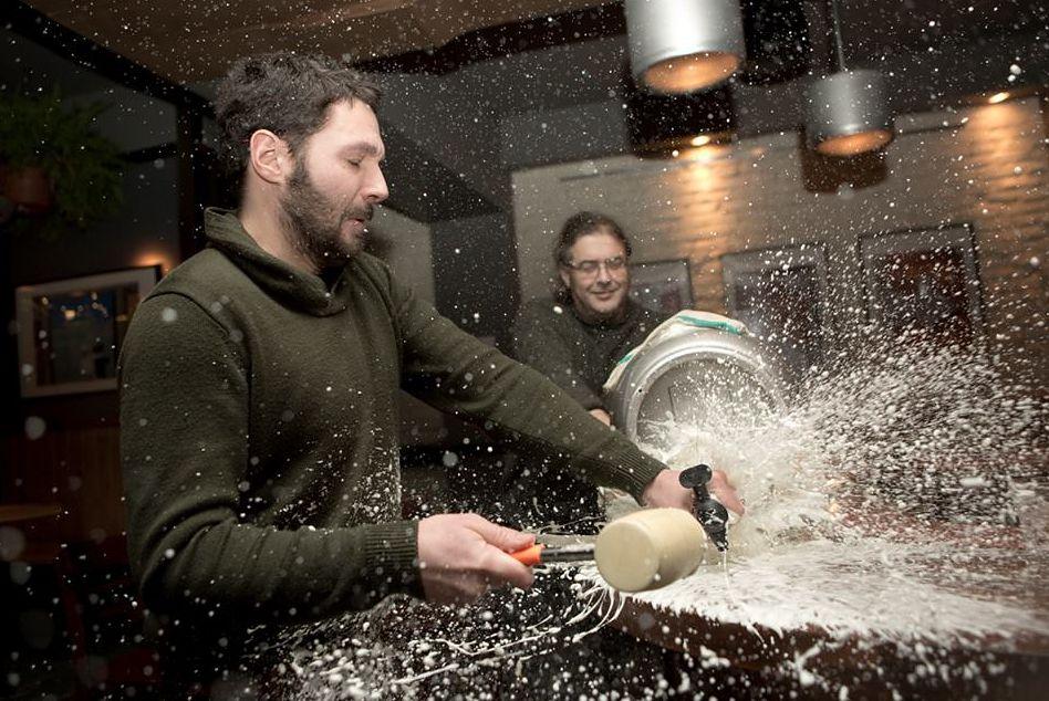 Montreal's brewpubs include HELM.