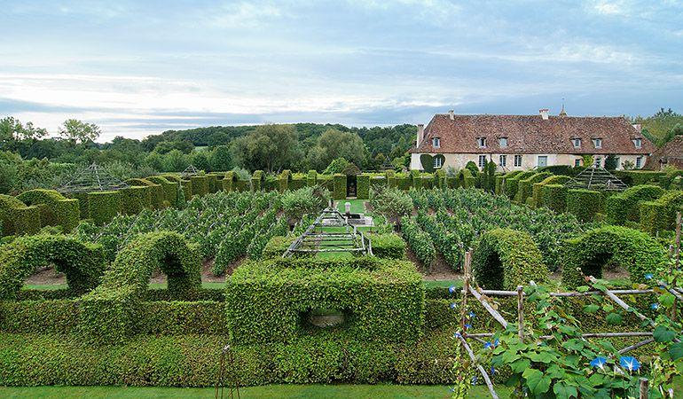 Preiure Notre-Dame-d'Oursin Garden